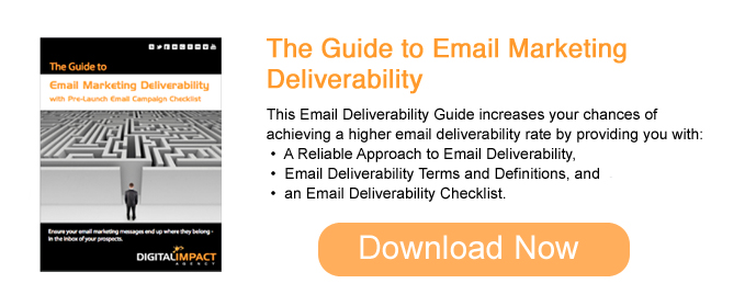 Guide to Email Marketing Deliverability