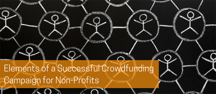 Elements of a Successful Crowdfunding Campaign for Nonprofits